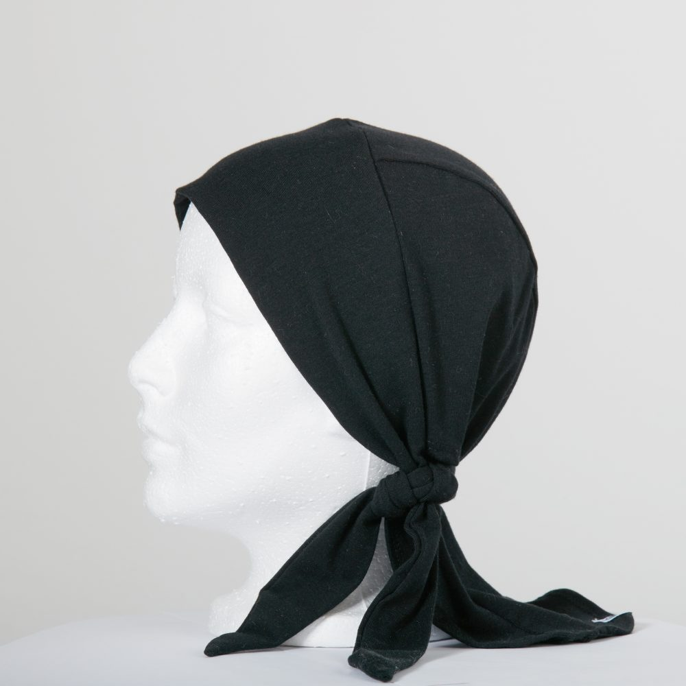 Headscarf - Black
