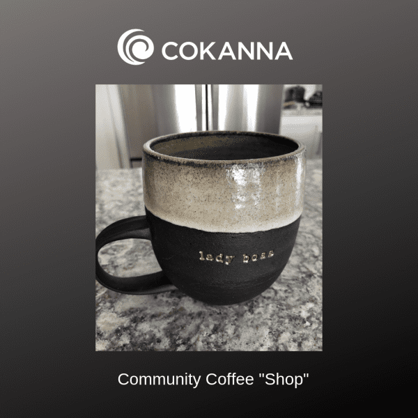 COKANNA_Community Coffee _Shop_