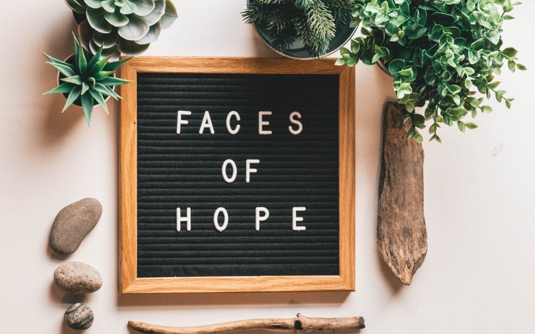 The Faces of Hope by Colleen Kanna, Photo by Laura Allen on Unsplash
