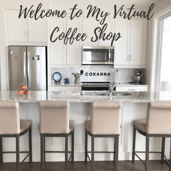 Welcome to My Virtual Coffee Shop