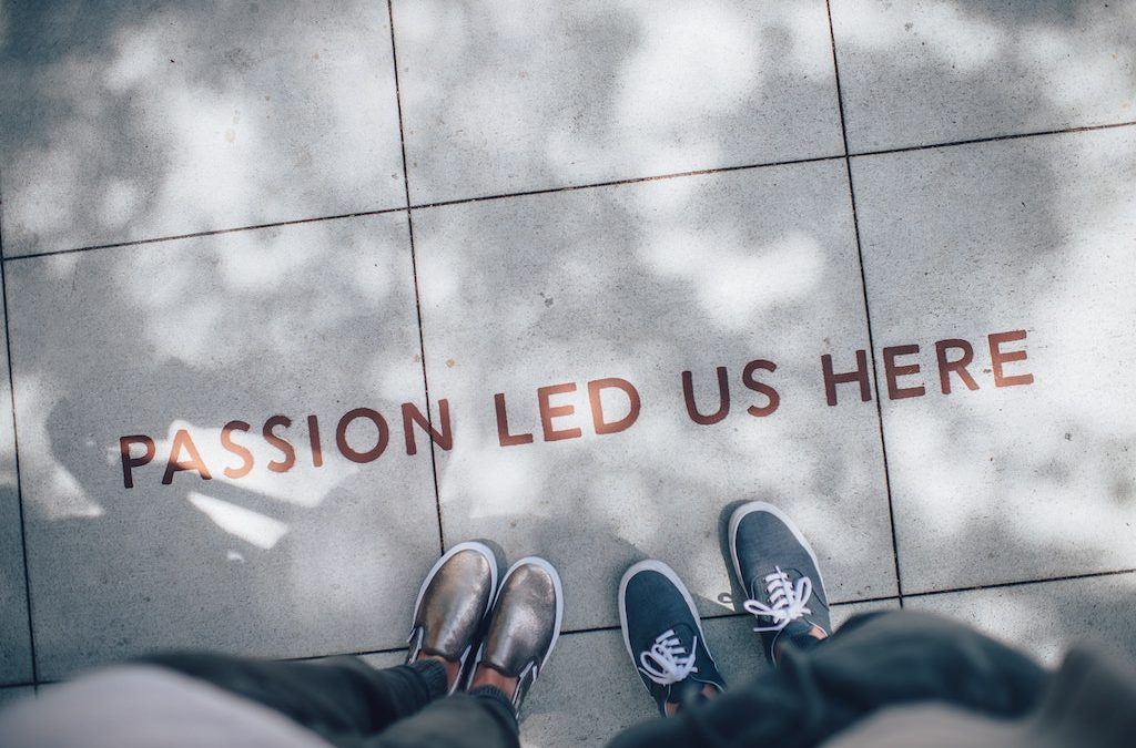Is finding your passion about finding your purpose?