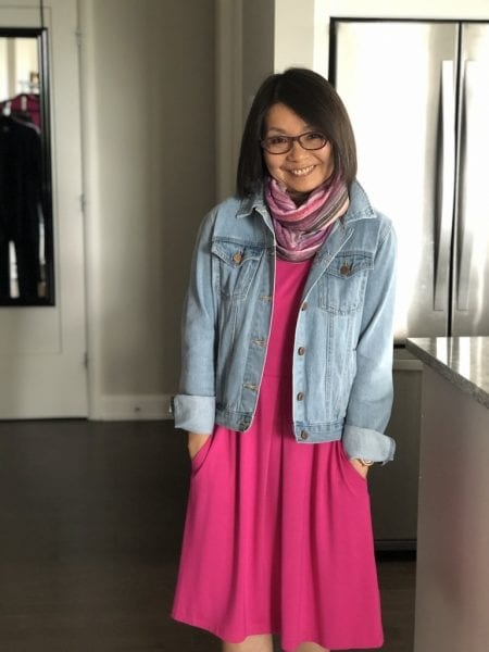 How do you transition your wardrobe into fall? by Colleen Kanna