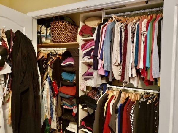 Raquel's Story: Creating a Capsule Wardrobe by Raquel Beesley