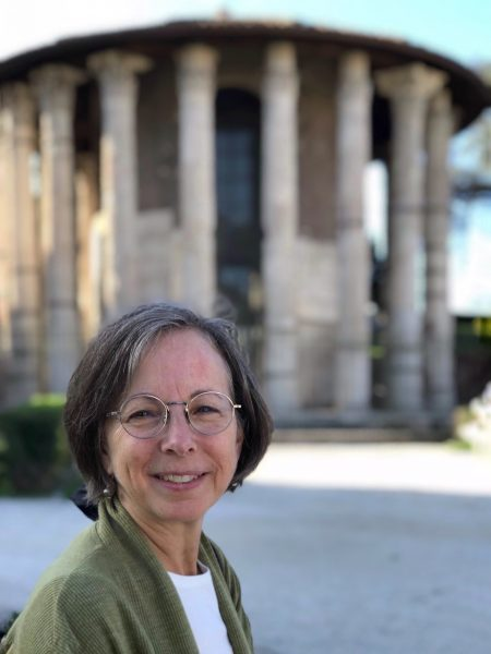 How can we as women support one another by Colleen Kanna, Photo of Barbara Starr of Terra Cotta Clothing