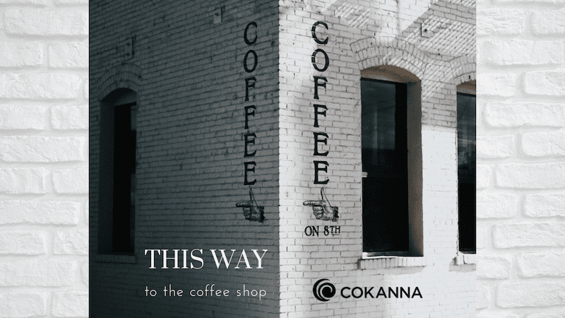 1 Year Anniversary of the COKANNA Virtual Coffee Shop