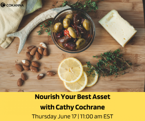 Nourish Your Best Asset with Cathy Cochrane