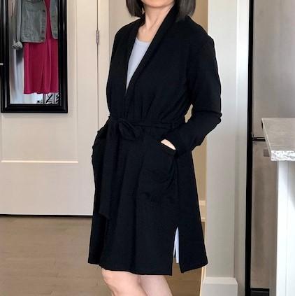 Lindsay Bamboo Cardi-Robe