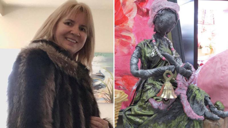 Bernadette Alcock: Visual Artist, Upcycler, Supporter of Women