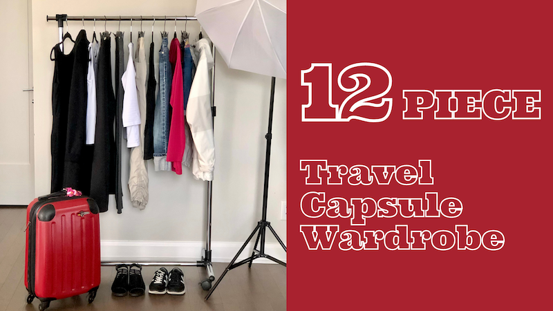 How did my travel capsule wardrobe work out?