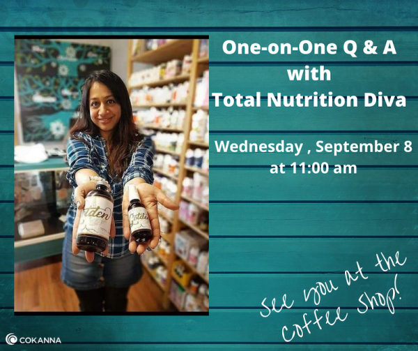 One-on-One Q&A with Total Nutrition Diva