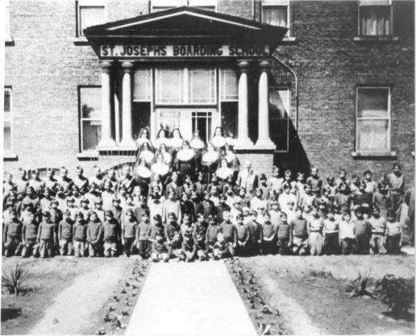 Photo of St. Joseph's Boarding School